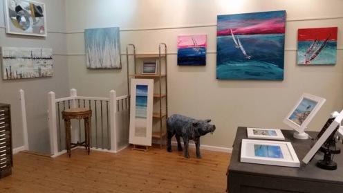 gallery seaview inside