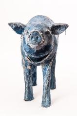 Denim Pig (life-sized) £850