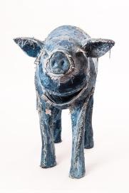 Denim Pig (life-sized) £850