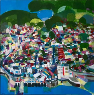 Seaview £650 available through Seaview Art Gallery